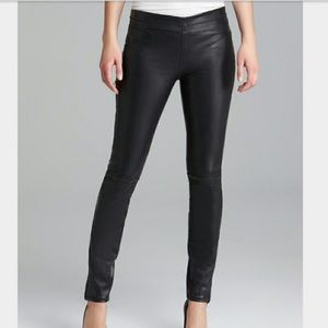 Blank NYC Faux Leather Jegging